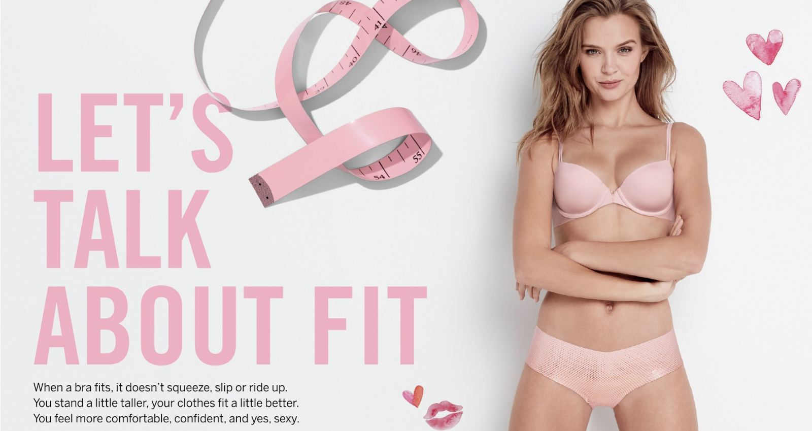 Lead Image for a fitting about bra fitting at Victoria's Secret at Intu Metrocentre