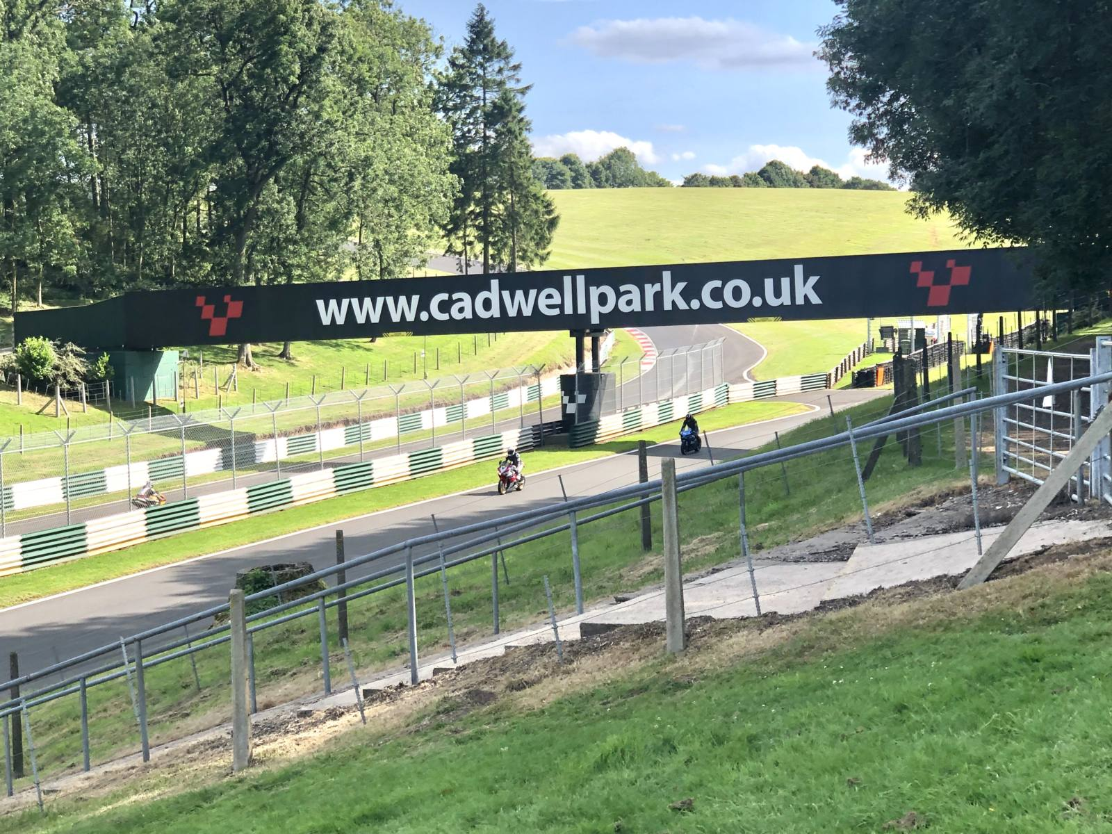 Cadwell Park with No Limits Track Days