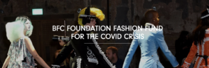 BFC FOUNDATION FASHION FUND FOR THE COVID CRISIS LOGO